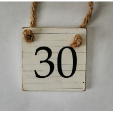 30 mini tabuľka