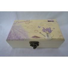 skrinka levanduľová malá