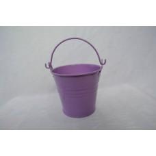 Kvetináč kýblik fialový