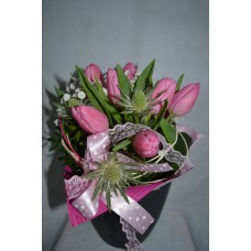 Kytička Tulipánová sedma