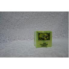 Sviečka prirodná s palmového vosku zelený čaj