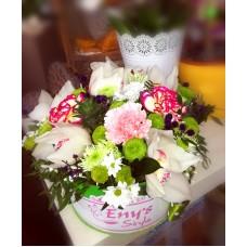 Elegancia kvetov v boxe