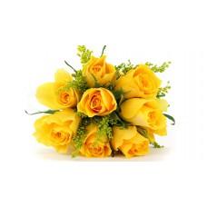 Kytica slnečné opojenie ruží