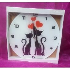 Mačička hodiny