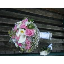 Svadobná kytica Zimná romantika